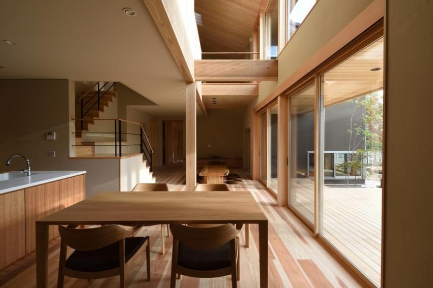 株式会社 中部ジェイ・シィ/自然と共に暮らす注文住宅をご提案