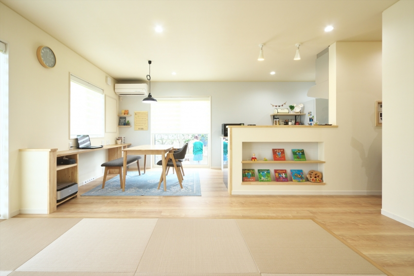 JOY HOUSE ジョイハウス|大沢野土建工業株式会社
