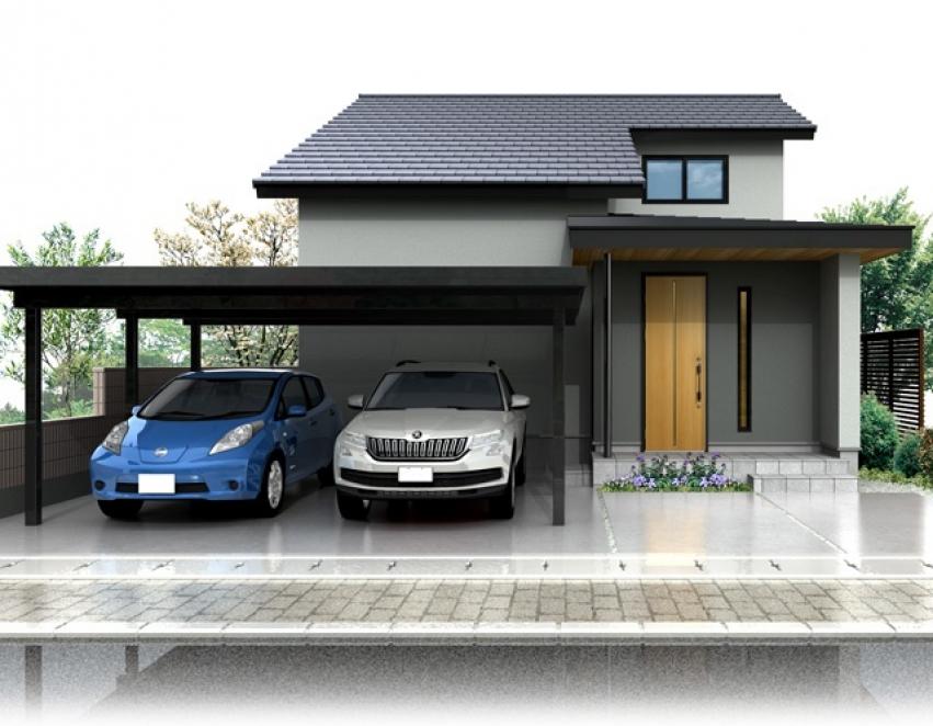 株式会社北新建工 外断熱「涼温な家」